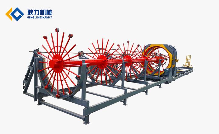 钢筋笼滚焊机常见使用故障和排除方案
